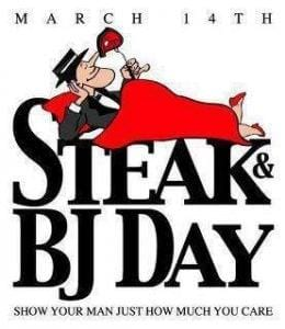 steak n bj