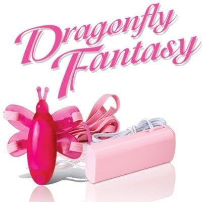 Erotic Water Garden Collection Dragonfly Fantasy