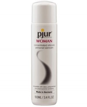 Pjur Woman Silicone Personal Lubricant - 100 ml Bottle
