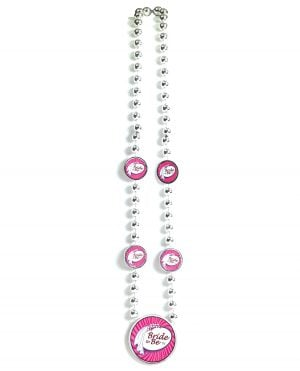 Bride to Be Party Message Beads