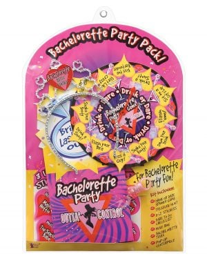 Bachelorette Outta Control Party Pack
