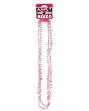 Bachelorette Party Outta Control Bachelorette Beads - Pack of 3
