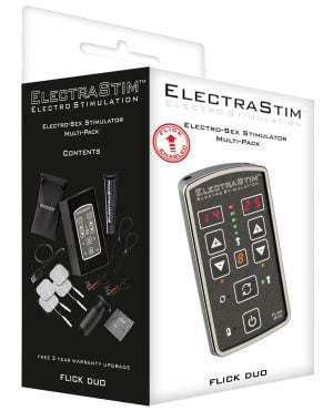 ElectraStim Duo Stimulator Multi Pack