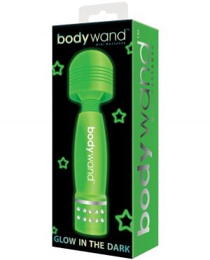 Bodywand Mini Green - Glow in the Dark