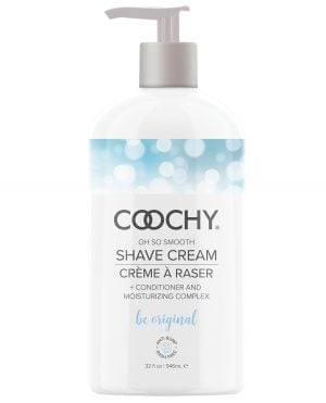 COOCHY Shave Cream - 32 oz Be Original