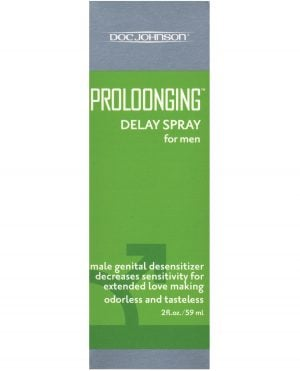 Prolonging Spray - 2 oz