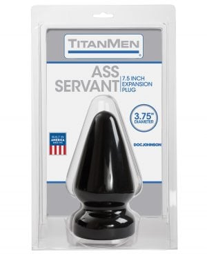 Titanmen Ass Servant