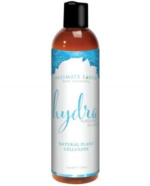 Intimate Earth Hydra Plant Cellulose Water Based Lubricant - 240 ml