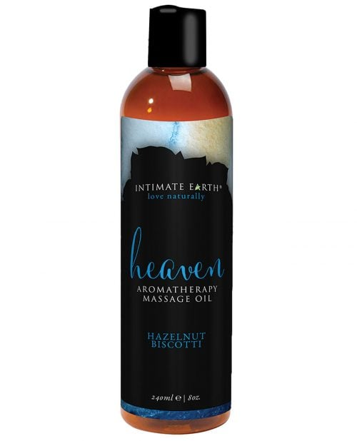 Intimate Earth Heaven Aromatherapy Massage Oil - 240 ml