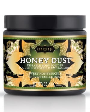 Kama Sutra Honey Dust - 6 oz Sweet Honeysuckle