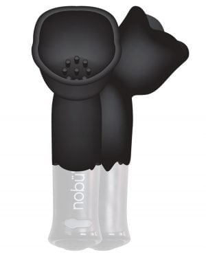 Nobu Bull-It Head Tickler Attachment - Black