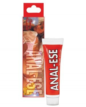 Original Anal-Ese Cream - .5 oz Cherry