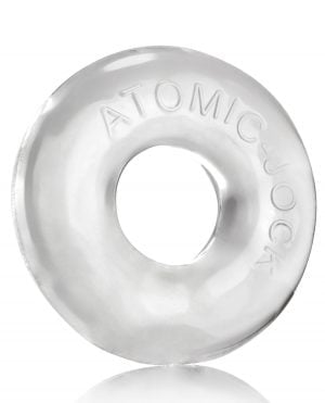 Oxballs DO-NUT-2 Cock Ring - Clear