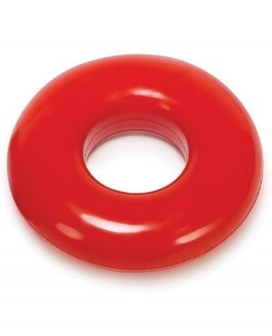 Oxballs DO-NUT-2 Cock Ring - Red