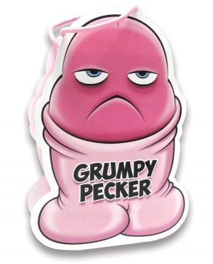 Grumpy Pecker Gift Bag