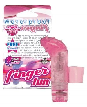 Finger Fun Waterproof - Pink