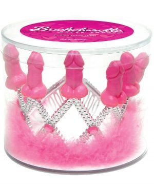 Bachelorette Party Favors Pecker Party Crown