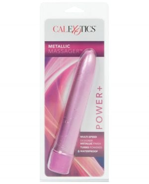 Metallic Massager - Pink