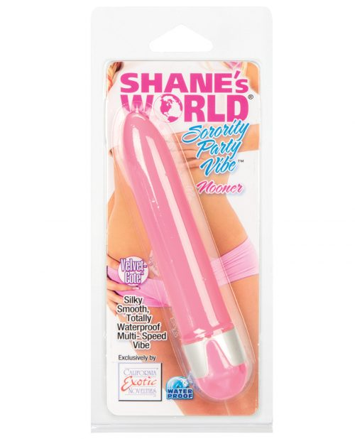 Shane's World Nooner Sorority Party Vibe - Pink