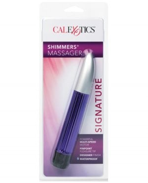 """6.5"""" Shimmers - Purple"""