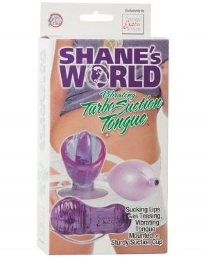 Shane's World Vibrating Turbo Suction Tongue