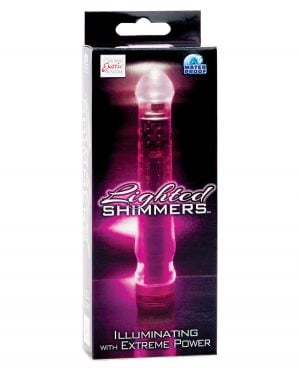 Lighted Shimmers LED Glider - Pink