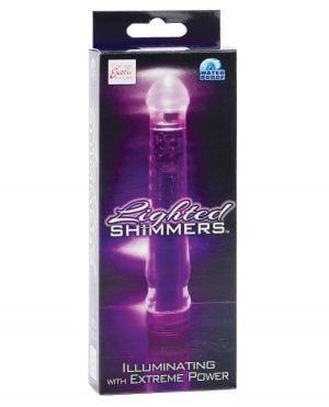 Lighted Shimmers LED Glider - Purple