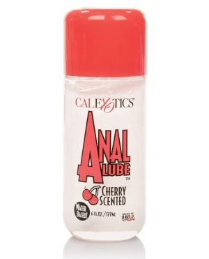 Anal Lube - 6 oz Cherry Scent