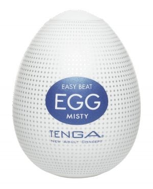 Tenga Hard Gel Egg - Misty