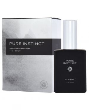Pure Instinct Pheromone Man Cologne - 1 oz