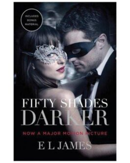 Fifty Shades Darker – Movie Cover