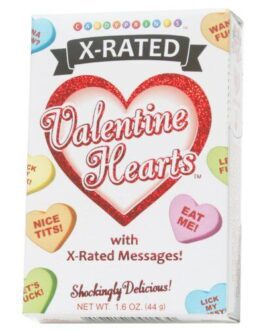 X-Rated Valentine Candy – 1.6 oz Box