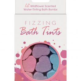 Fizzing Bath Tints Bath Bombs – Pack of 12