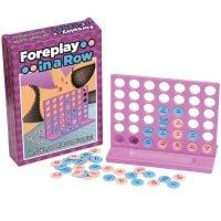 Foreplay in a Row Game