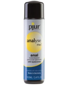 Pjur Analyse Me Water Based Personal Lubricant – 100 ml Bottle