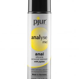 Pjur Analyse Me Silicone Personal Lubricant – 100 ml Bottle