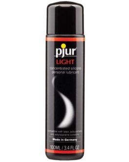 Pjur Original Light Silicone Personal Lubricant – 100 ml Bottle