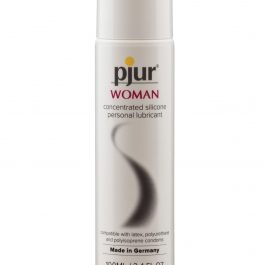 Pjur Woman Silicone Personal Lubricant – 100 ml Bottle