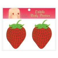 Edible Body Pasties – Strawberry