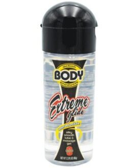 Body Action Xtreme Silicone – 2.3 oz Bottle