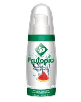 ID Frutopia Natural Lubricant – 3.4 oz Watermelon