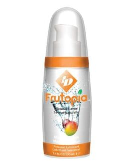 ID Frutopia Natural Lubricant – 3.4 oz Mango Passion