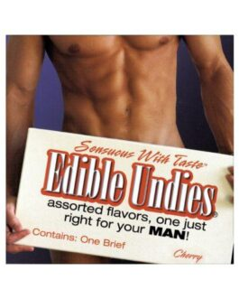 Men's Edible Undies – Cherry