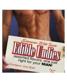 Men's Edible Undies – Passion Fruit