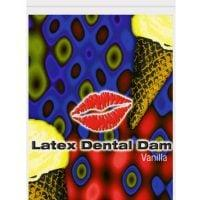 Latex Dental Dam – Vanilla