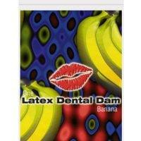 Latex Dental Dam – Banana