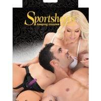 Sportsheets New Comers Strap-on and Dildo Set