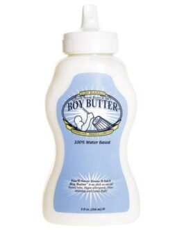 Boy Butter H2O Squeeze – 9 oz