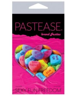 Pastease Valentines Hearts O/S