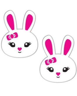 Pastease Bunny – White O/S